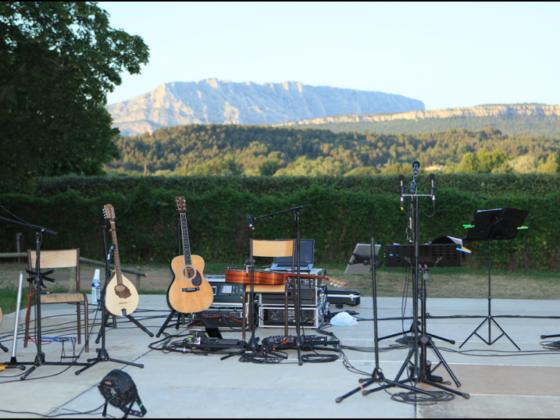 Blues Roots Festival au Domaine Valbrillant de Meyreuil