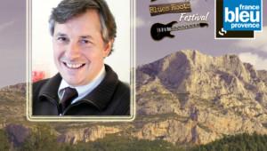 André Carboulet Directeur Artistique du Blues Roots Festival de Meyreuil
