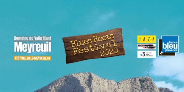 Communiqué Blues Roots Festival 2020