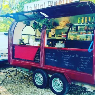 Restauration Food Truck Mini Dinette